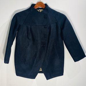 BYBLOS**Black Elegant Girls Coat**Age 8 $389